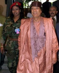 Kaddafi: Dictator in style