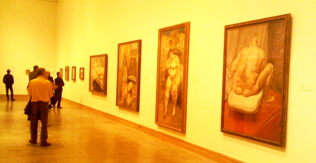 Lucian Freud's Exhibition @ Metropolitan Museum of Art, New York