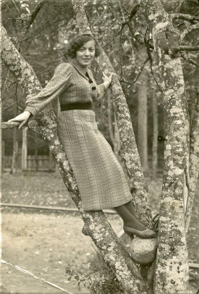 Sonya Shapiro, 1930ies